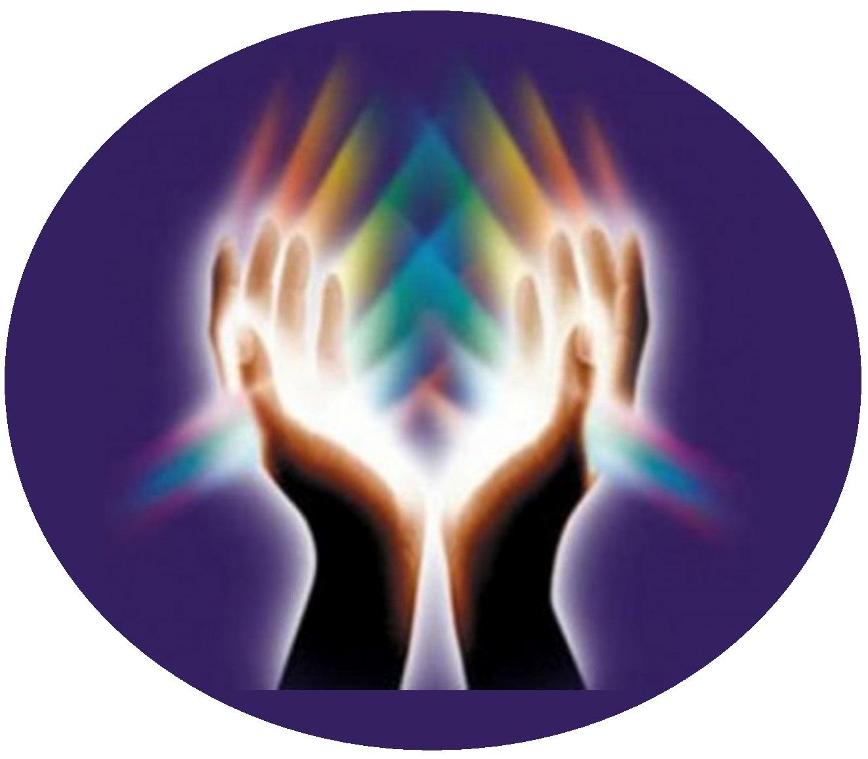 hands spiritual energy reiki