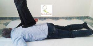 Лечебен масаж - Балканско газене